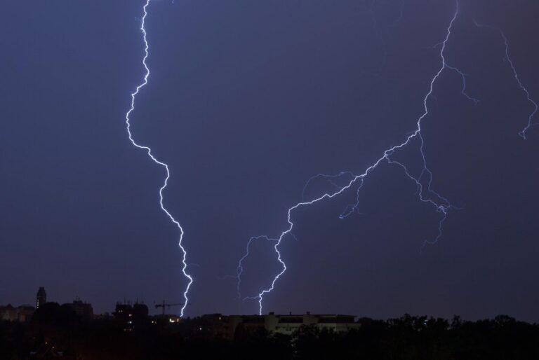 deteccion de tormentas